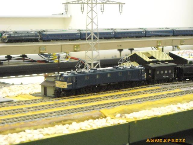 【ゆる鉄】彦根より、HOモジュール1つめを走行した車輌_c0018117_2231012.jpg