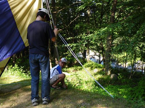 """我が家のキャンプ日記 """"キャンプ場""""_c0120834_913813.jpg"""