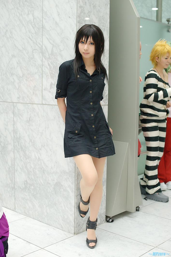 神田 翠 さん[Midori.Kanda] 2009/08/15 TFT (Ariake TFT Building)_f0130741_2313936.jpg