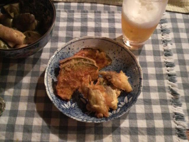 茗荷の天ぷら_f0052181_202341.jpg