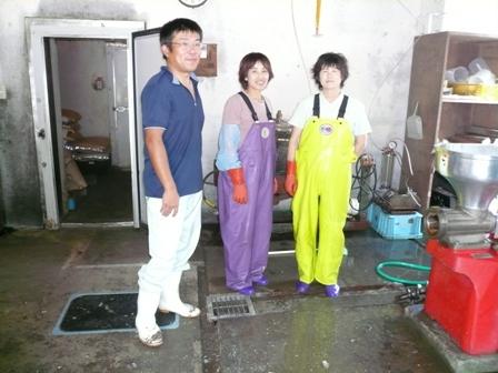 大分県農林水産研究センター・水産試験場を訪ねて・・・_c0177195_749323.jpg