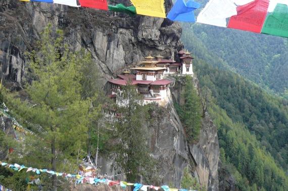 ブータン建築紀行:タクツァン僧院_e0054299_11355294.jpg