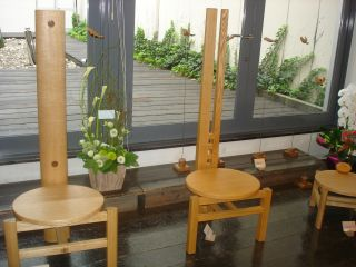 河野令二 木・椅子・かたちⅡ のご紹介_e0166301_1449535.jpg