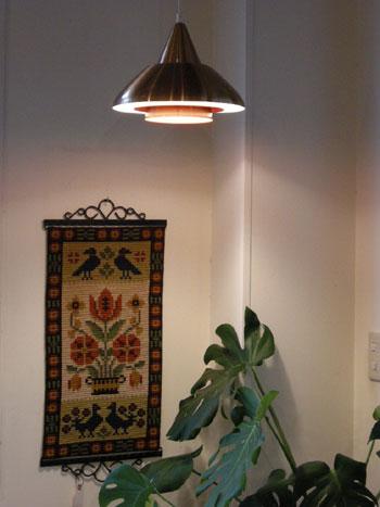 Pendant lamp (DENMARK)_c0139773_19134639.jpg