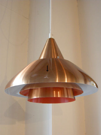Pendant lamp (DENMARK)_c0139773_19141250.jpg