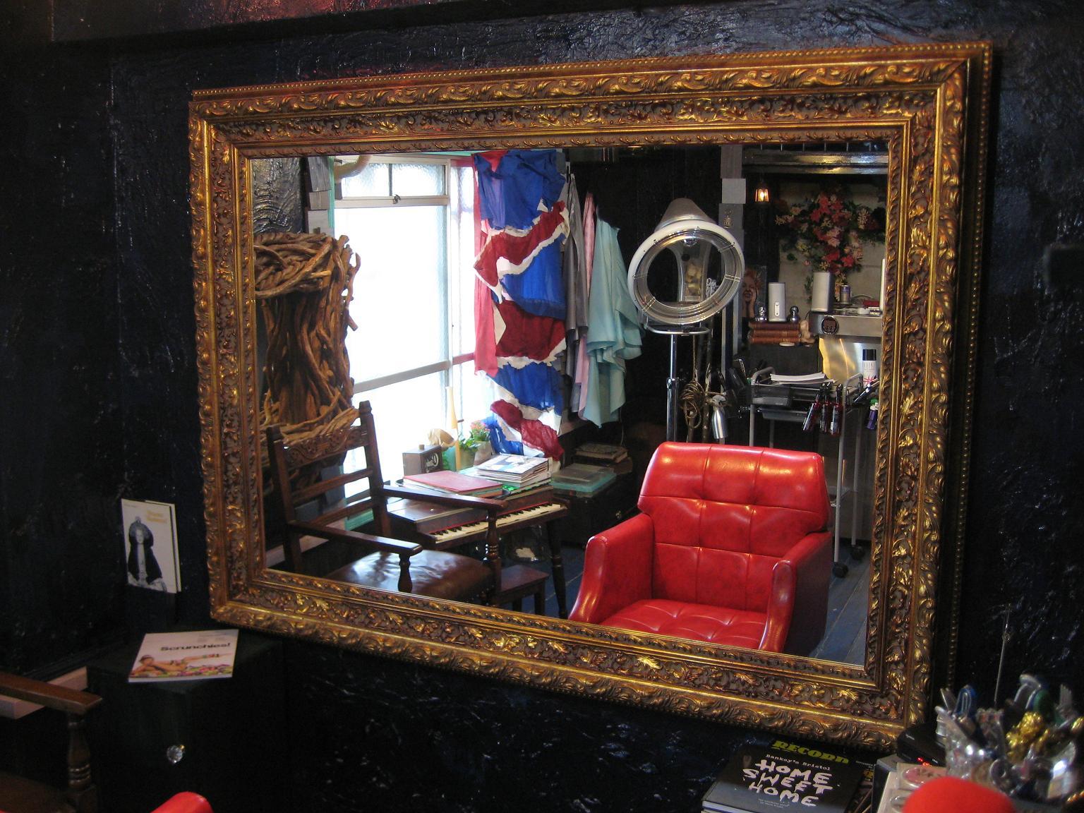Hair Salon  「THE THE THE」_c0146581_1733350.jpg