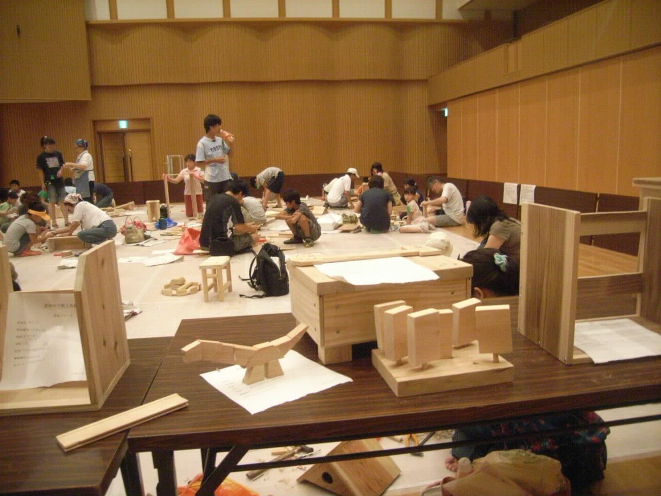 今年の夏休み子供工作教室 終わりました_f0052181_19545627.jpg