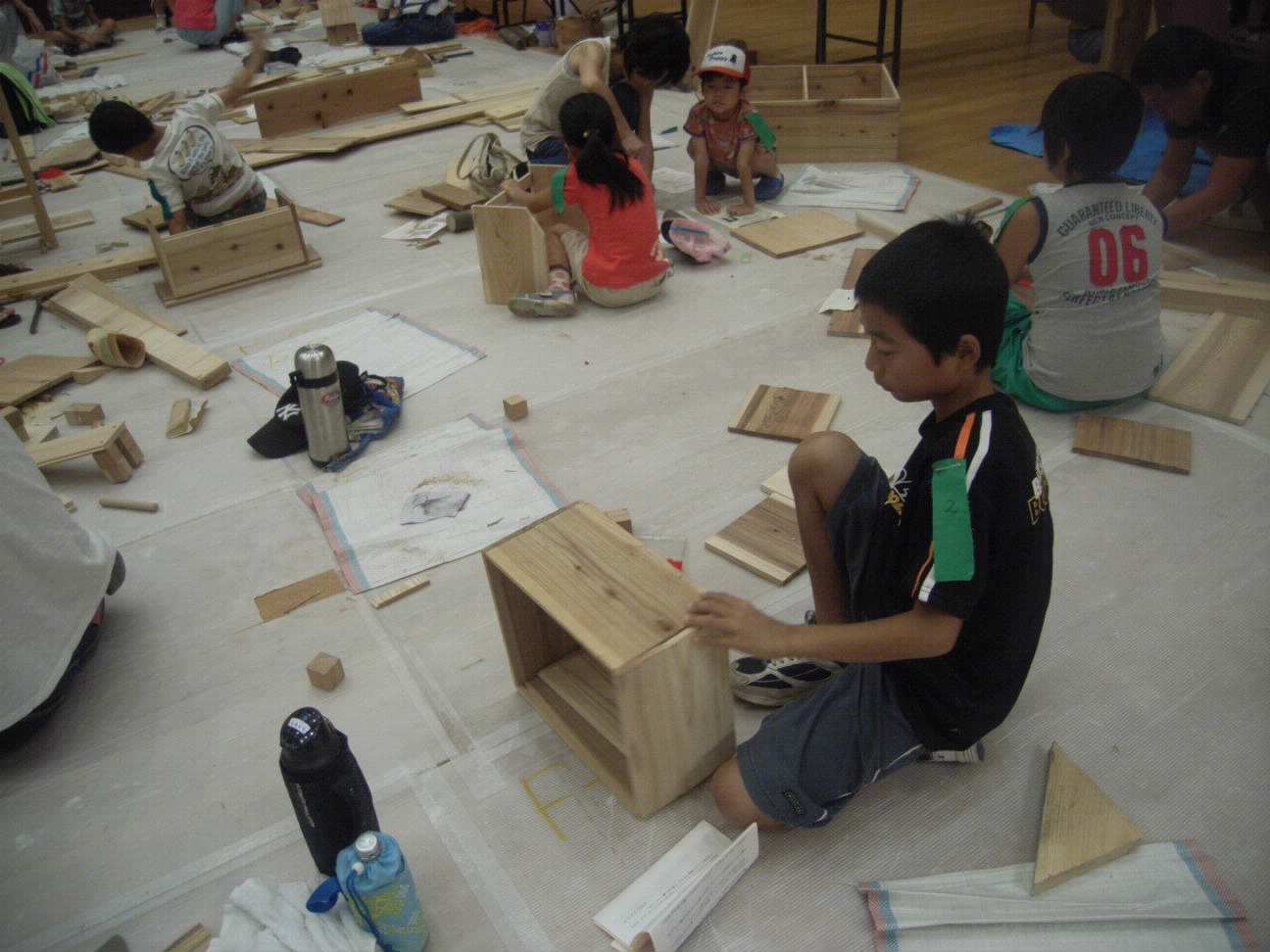 今年の夏休み子供工作教室 終わりました_f0052181_20235425.jpg