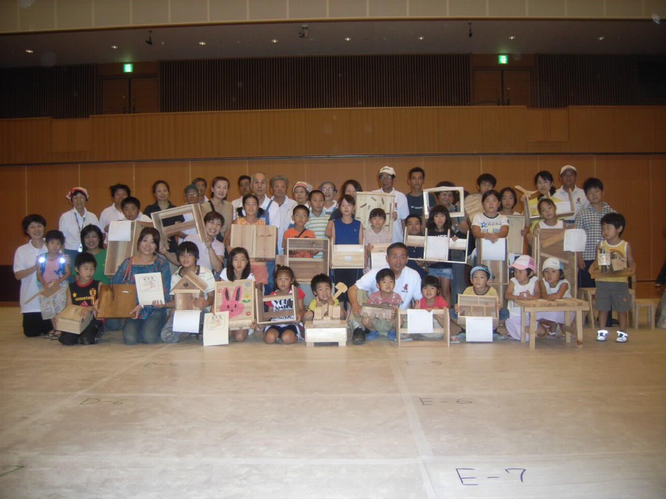 今年の夏休み子供工作教室 終わりました_f0052181_20274847.jpg