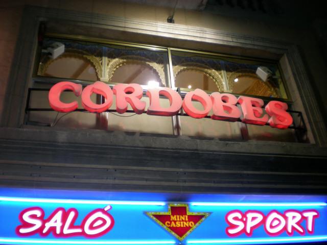 バルセロナ---フラメンコショー編_c0179785_0441815.jpg