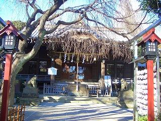 白山神社 (十社巡り 3)_c0187004_14522290.jpg