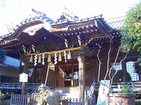 白山神社 (十社巡り 3)_c0187004_14533037.jpg