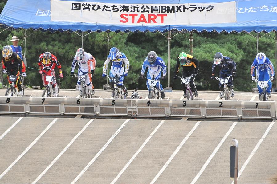 2009JBMXFジャパンシリーズ第3戦ひたち大会VOL1:スーパークラス決勝_b0065730_22553364.jpg