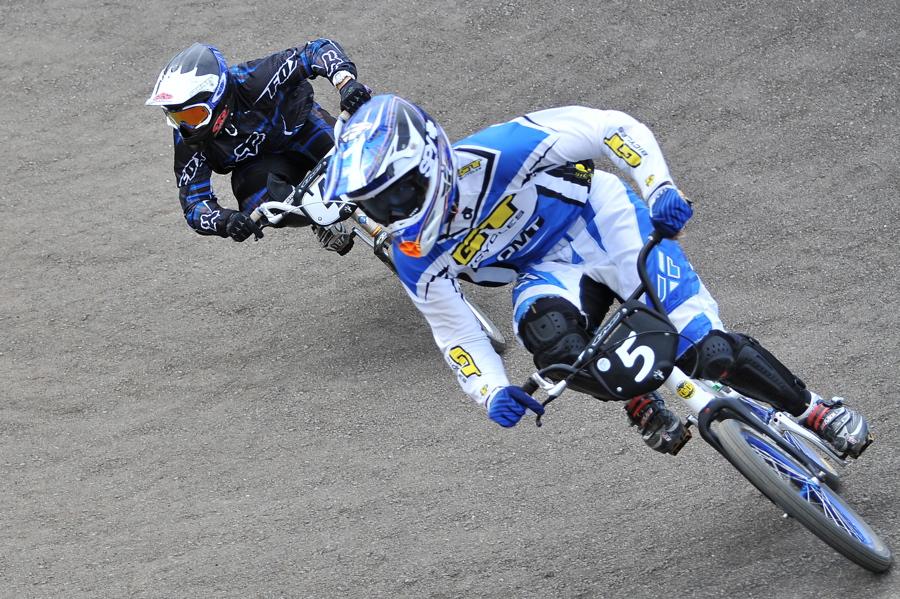 2009JBMXFジャパンシリーズ第3戦ひたち大会VOL1:スーパークラス決勝_b0065730_23153669.jpg
