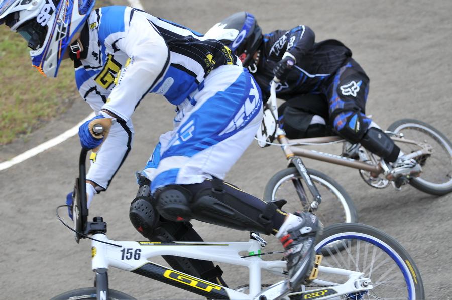 2009JBMXFジャパンシリーズ第3戦ひたち大会VOL1:スーパークラス決勝_b0065730_23162146.jpg