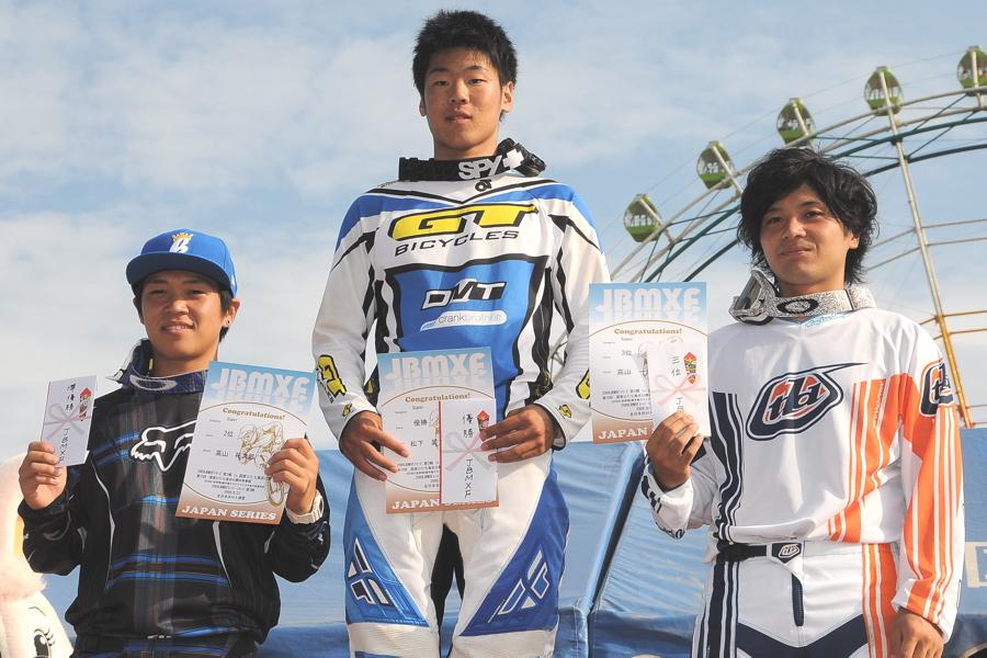 2009JBMXFジャパンシリーズ第3戦ひたち大会VOL1:スーパークラス決勝_b0065730_23203534.jpg