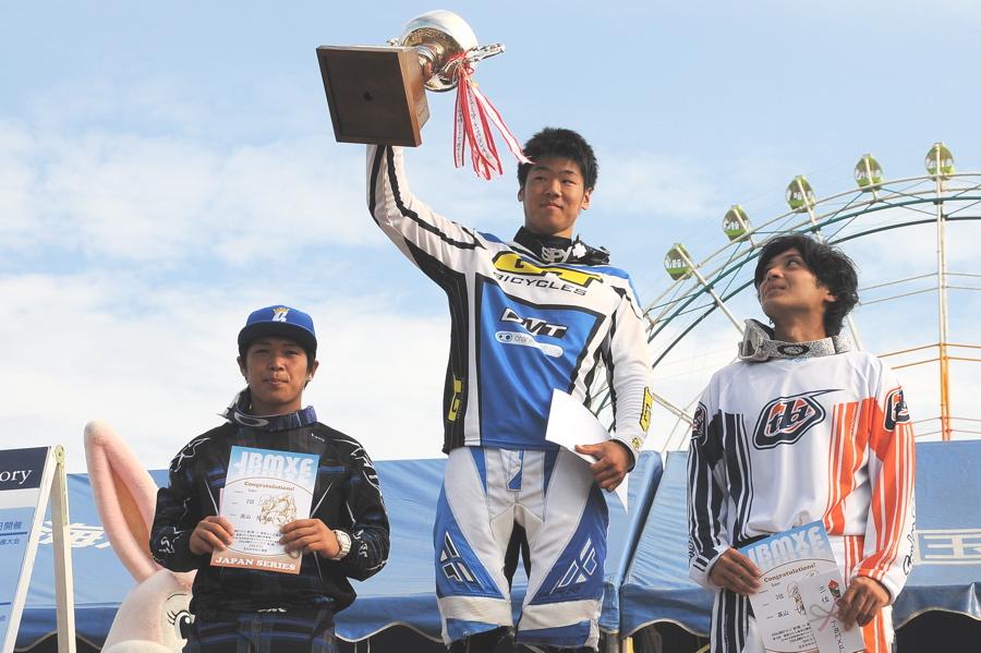 2009JBMXFジャパンシリーズ第3戦ひたち大会VOL1:スーパークラス決勝_b0065730_23213327.jpg