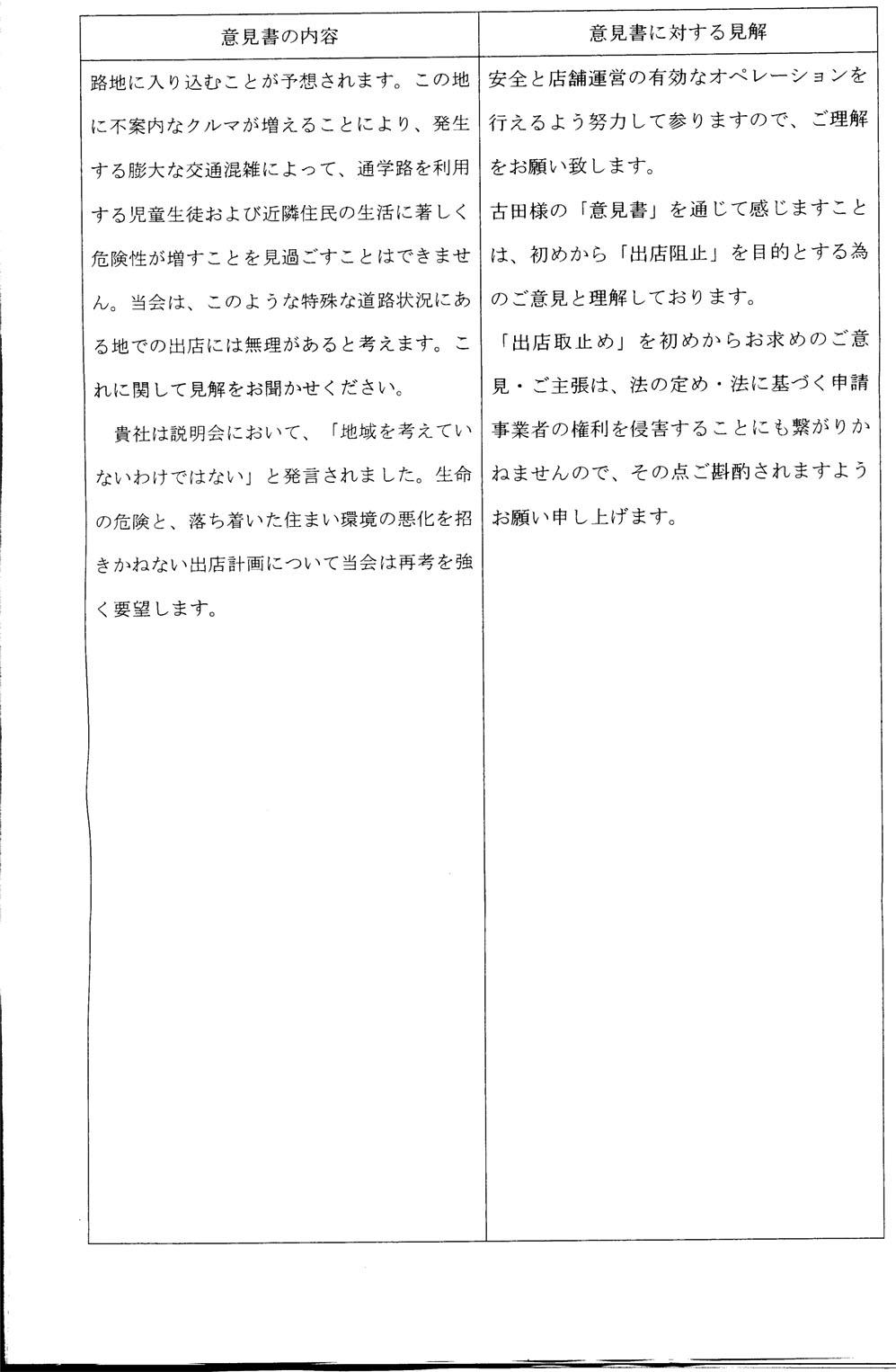 =2009/7/17= ニラクからの見解書 配達証明書付で郵送される_d0034430_14291040.jpg