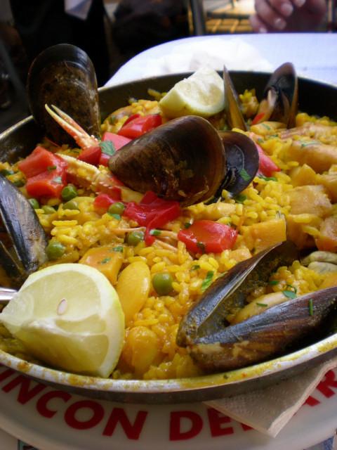バルセロナ---エビ三昧---EL REY DE LA GAMBA_c0179785_2002652.jpg