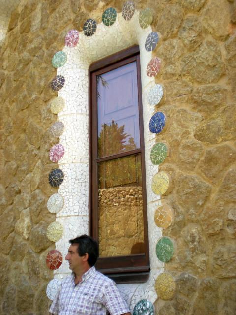 バルセロナ---ガウディに恋して---グエル公園編_c0179785_2121181.jpg