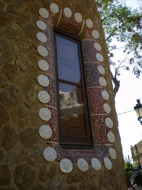バルセロナ---ガウディに恋して---グエル公園編_c0179785_2123029.jpg