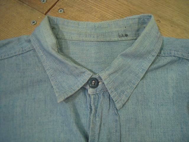 シャンブレーシャツ色々!_d0121303_1318372.jpg