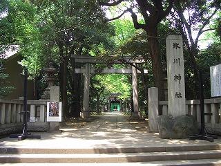 氷川神社  (十社巡り 4)_c0187004_21453154.jpg