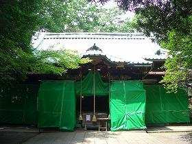氷川神社  (十社巡り 4)_c0187004_21511461.jpg