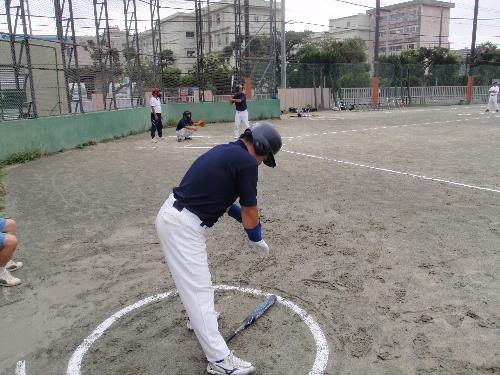 トレーニング!という名の・・・・・・・_a0075615_2114295.jpg