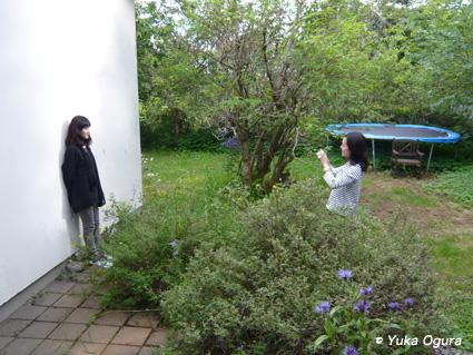 原田知世アイスランド・レコーディング、その2:アットホームなスタジオでの1日目_c0003620_13455997.jpg