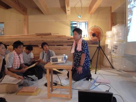 谷中の家 プロジェクト 現場授業①_c0124828_23391987.jpg