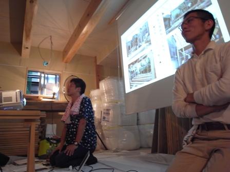 谷中の家 プロジェクト 現場授業①_c0124828_23393100.jpg