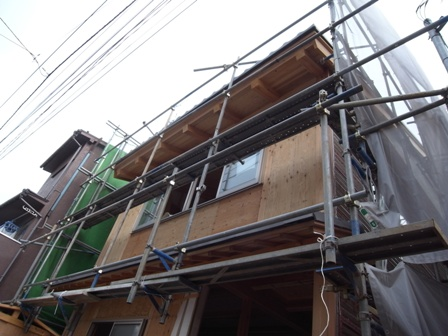谷中の家 プロジェクト 現場授業①_c0124828_2342032.jpg