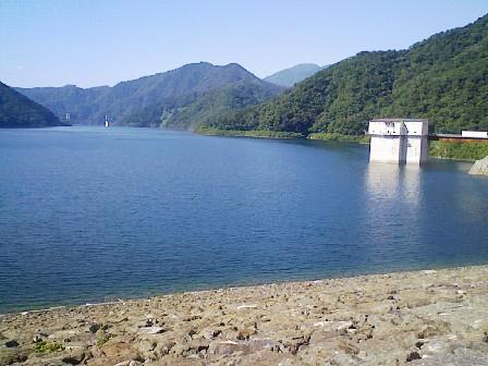 2009年「恒例:徳山村キャンプ」_f0197754_0473830.jpg