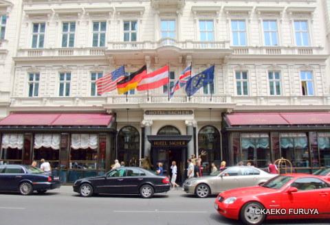 ウィーンその2  ノーモア ザッハートルテ・・・_a0092659_14362896.jpg
