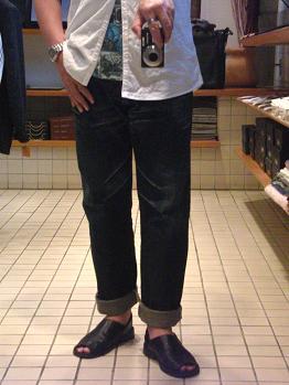 """'09 夏の思い出 「オーダーシャツ&シャツジャケット」で""""自分スタイル""""&""""マクリ""""のすすめ編_c0177259_16202554.jpg"""