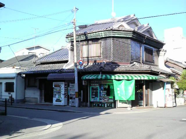 大阪の町屋を見て 「衣食足りて礼節を知る」を感じました。_f0052181_19305144.jpg