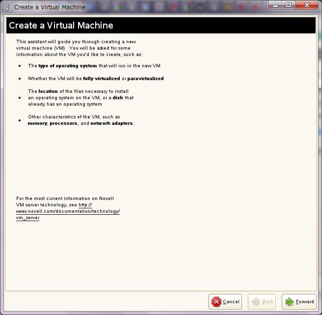 Windows 2008 R2 を XEN + SUSE 11 で仮想化_a0056607_12224319.jpg