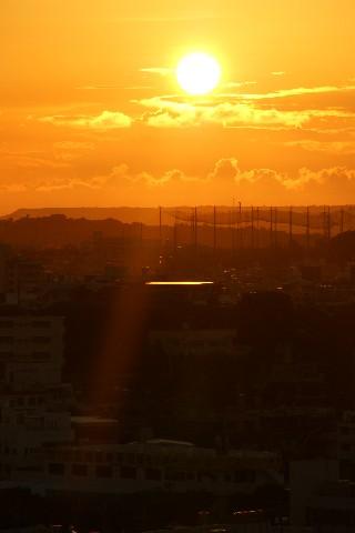 黎明と朝日_e0166355_6264427.jpg