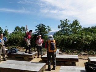 夏山登山ツアー 「北アルプス、黒部源流」 参加19名_d0007657_652489.jpg