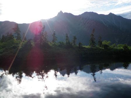 夏山登山ツアー 「北アルプス、黒部源流」 参加19名_d0007657_8212572.jpg