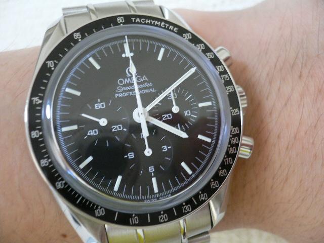 the best attitude 39572 9f506 オメガ スピードマスター プロフェッショナル : 腕時計とぼくの生活