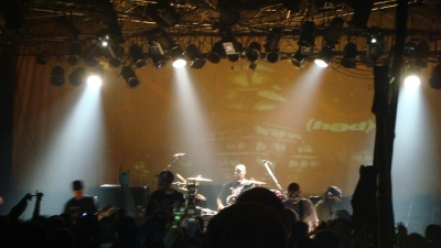 HED to HEAD TOUR 2009: 8日目_b0144406_1001934.jpg