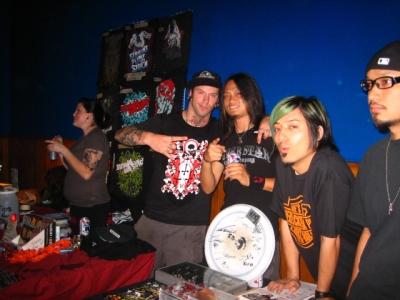 HED to HEAD TOUR 2009: 11日目_b0144406_116229.jpg