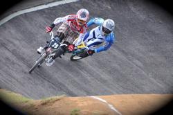 2009JBMXFジャパンシリーズ第3戦ひたち大会VOL11:メン17−29、30オーバー決勝_b0065730_20275831.jpg