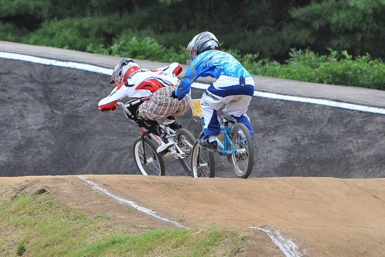 2009JBMXFジャパンシリーズ第3戦ひたち大会VOL11:メン17−29、30オーバー決勝_b0065730_20333443.jpg