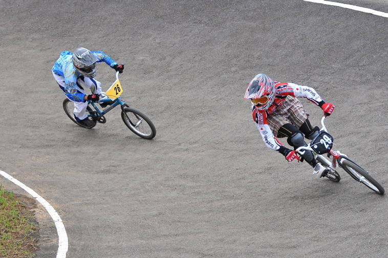 2009JBMXFジャパンシリーズ第3戦ひたち大会VOL11:メン17−29、30オーバー決勝_b0065730_20354446.jpg