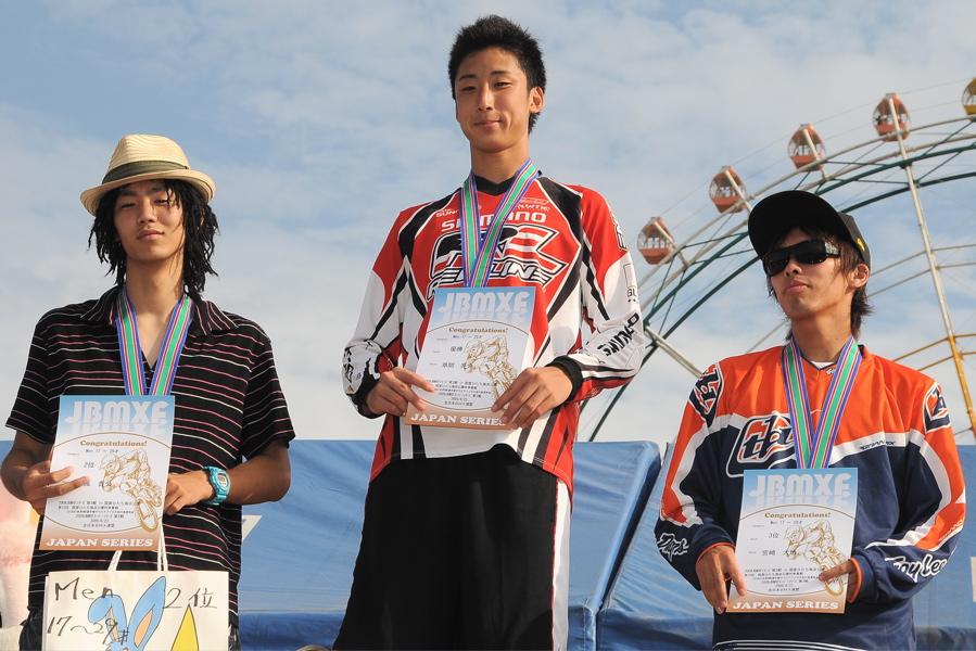 2009JBMXFジャパンシリーズ第3戦ひたち大会VOL11:メン17−29、30オーバー決勝_b0065730_20372037.jpg