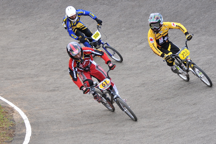 2009JBMXFジャパンシリーズ第3戦ひたち大会VOL11:メン17−29、30オーバー決勝_b0065730_20464542.jpg