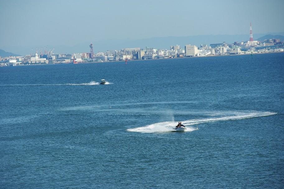 今日の博多湾_c0011649_16195297.jpg